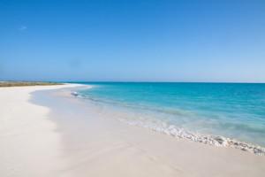Weißer Sandstrand so weit das Auge reicht - © Cristian Santinon - Fotolia.com