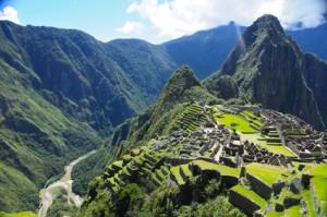 Blick über Machu Picchu - © KaYann - Fotolia.com