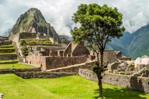 Machu Picchu - eine Meisterleistung des Städtebaus - © milosk50 - Fotolia.com